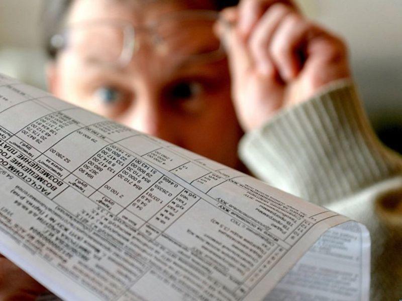 Депутаты решили повысить на 7% коммунальные платежи воронежцев