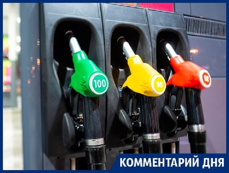 Зачем АЗС в Воронеже массово перешли на сотый бензин