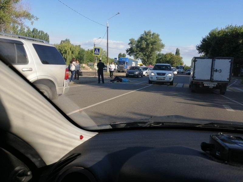 36-летняя женщина попала под колеса «десятки» в Воронеже