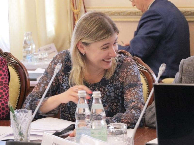 Губернатор Гусев приговорил к отставке главу воронежского ЖКХ Галину Смирнову