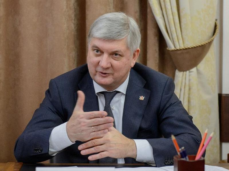 Губернаторские акции Александра Гусева пошли вверх в ноябре