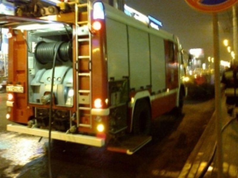 ВВоронеже cотрудники экстренных служб боролись смасштабным пожаром вКоминтерновском районе