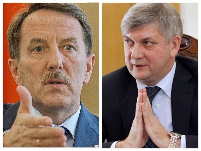 Губернатор Гусев призвал Алексея Гордеева на борьбу с вонью в Воронеже