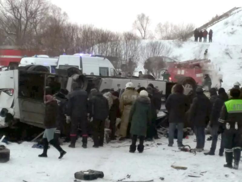 Губернатор Гусев выразил соболезнования из-за гибели 19 человек в Забайкальском крае