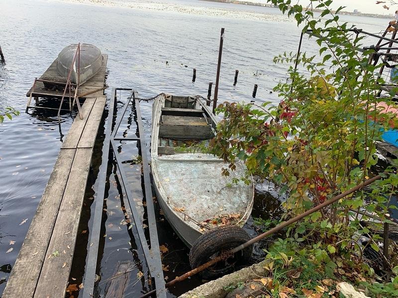 Невероятное кладбище рыбацких лодок таит в себе воронежский поселок