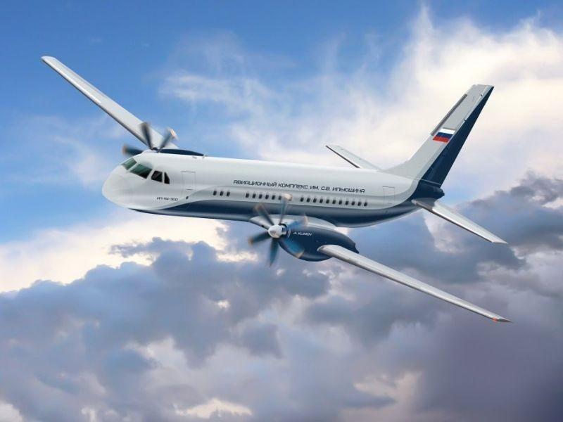 Стало известно, когда состоится премьерный полет Ил-114-300 с воронежскими крыльями