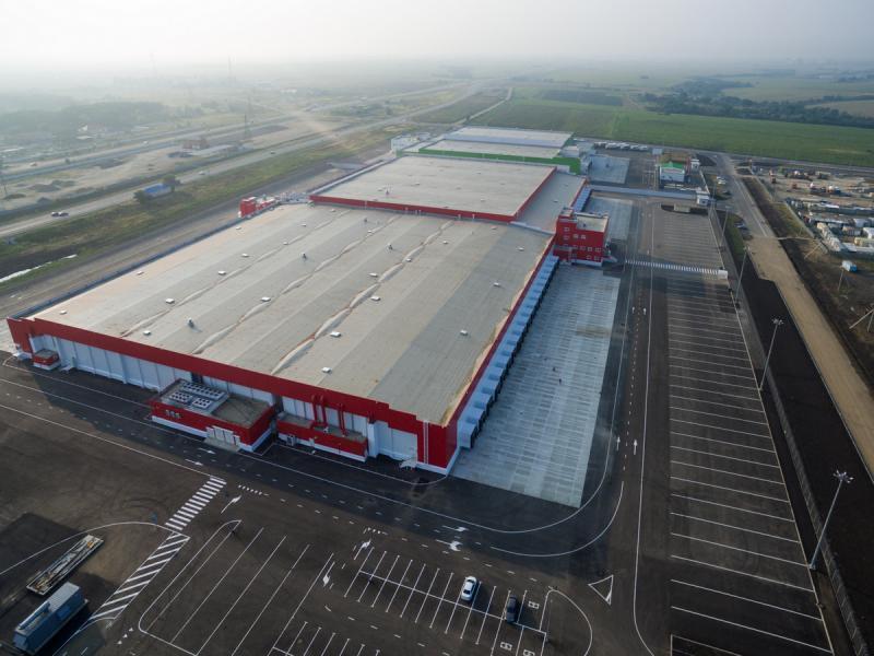 Под Воронежем появится новый индустриальный парк