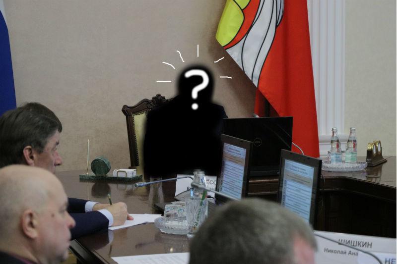 Куда пропал губернатор Воронежской области