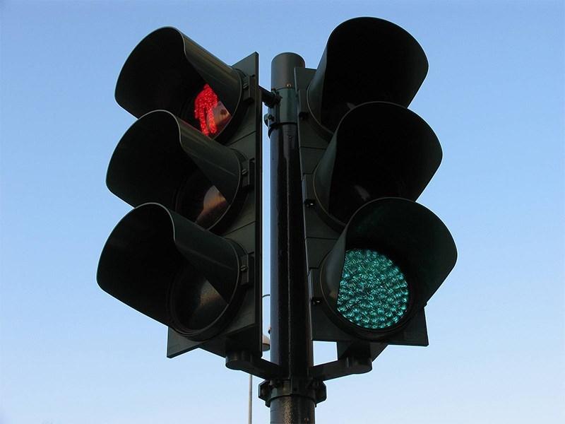 Режим работы светофоров изменили из-за ремонта виадука на 9 Января в Воронеже