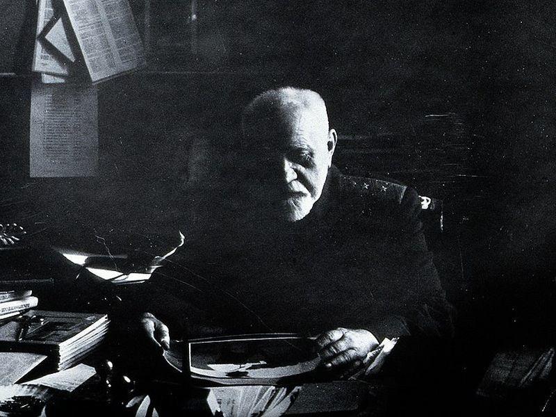 135 лет назад родился воронежский создатель школы паразитологии