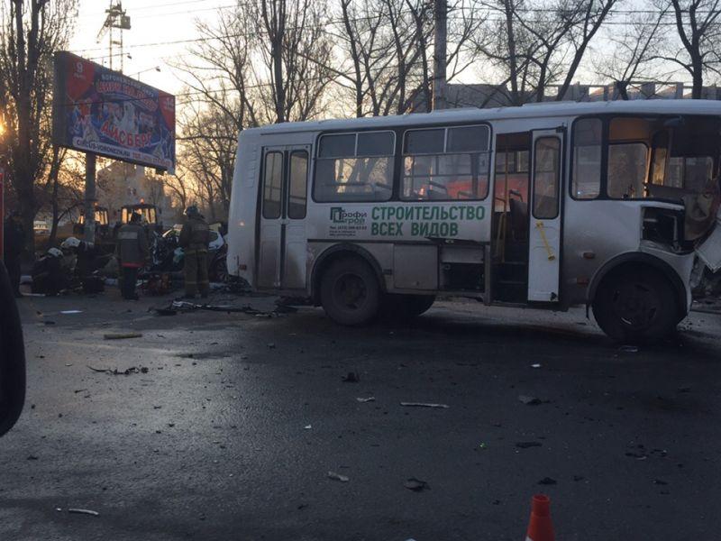 В Воронеже прокуратура взяла на контроль расследование ДТП с четырьмя погибшими