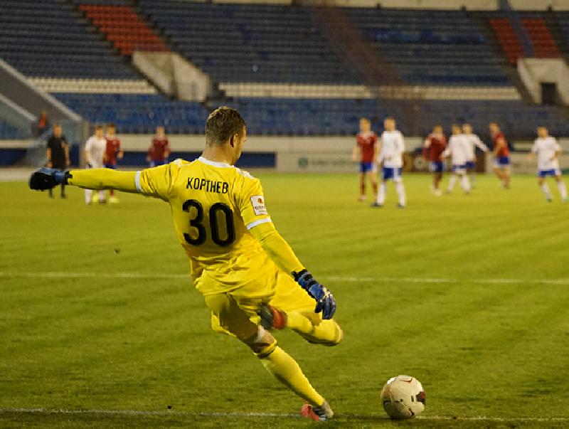 Воронежский «Факел» облажался перед «СКА-Хабаровск» на домашнем стадионе