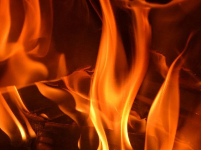 Тела троих воронежцев нашли на пепелище сгоревшего дома
