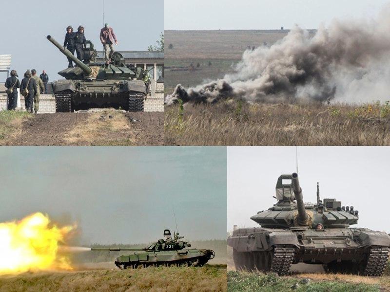 Двухнедельная «танковая дуэль» прошла под Воронежем на полигоне «Погоново»