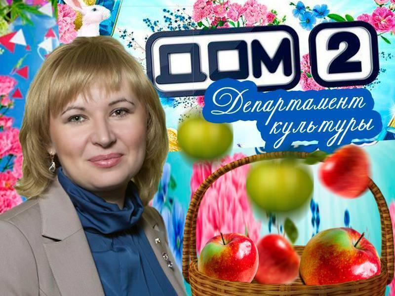 Почему яблоки летят вверх у Эмилии Сухачевой