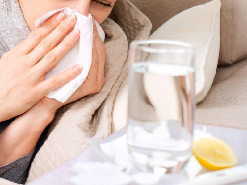 Воронежцы стали чаще болеть гриппом и ОРВИ