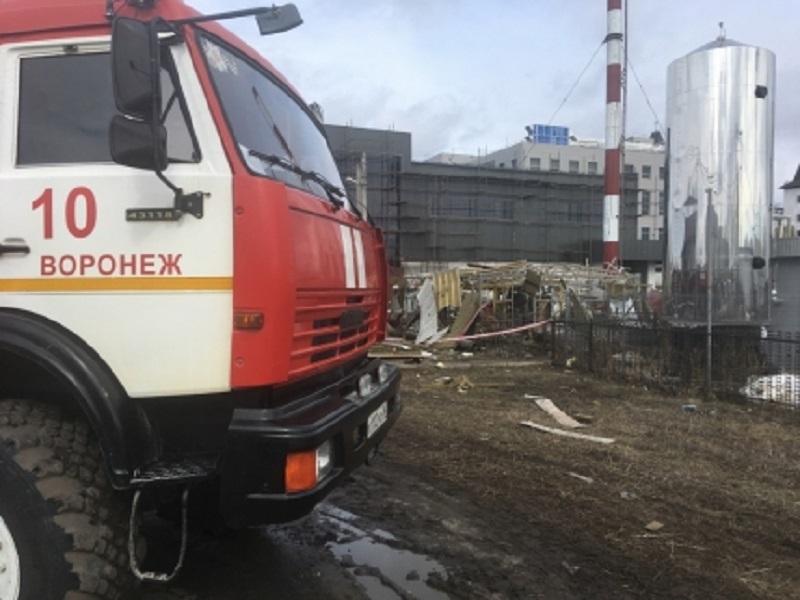 При мощном взрыве котельной под Воронежем погибла женщина