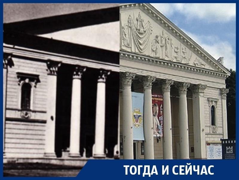 С чего начинал отживший свое Воронежский театр оперы и балета