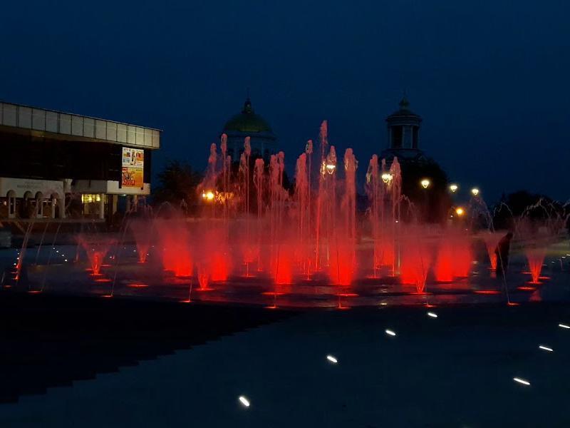 Платоновфест оставил Воронеж без самого красивого фонтана
