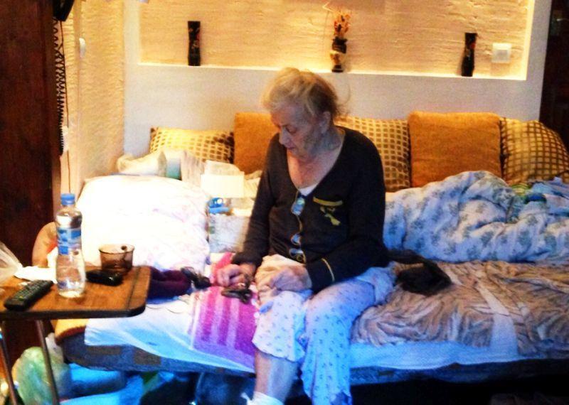 Чудовищные подробности ампутации здоровой ноги у пенсионерки в Воронеже рассказал ее сын