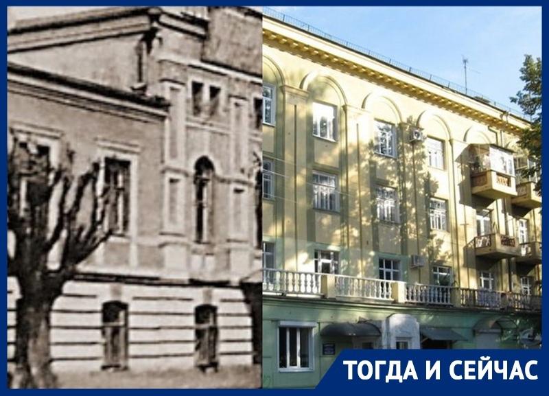 Какое место в центре Воронежа может попасть под прицел строительной мафии