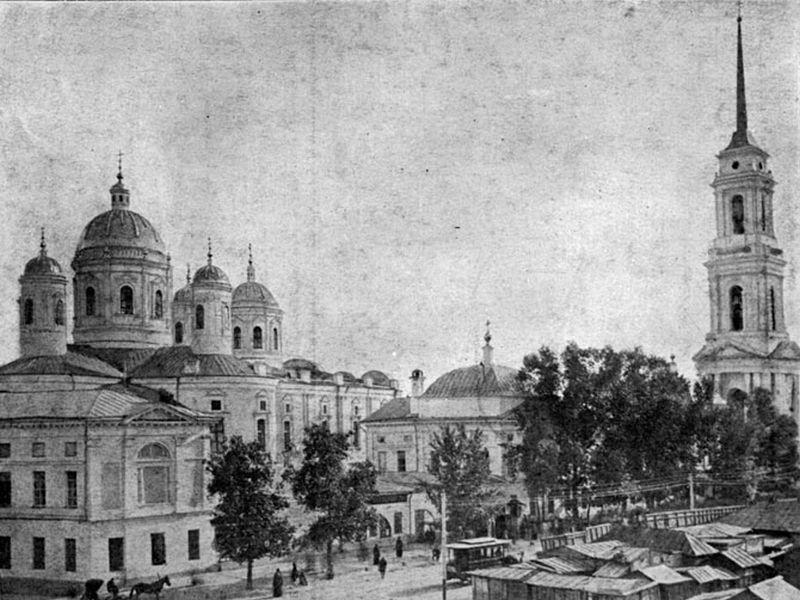 90 лет назад в Воронеже закрыли величественный Благовещенский собор