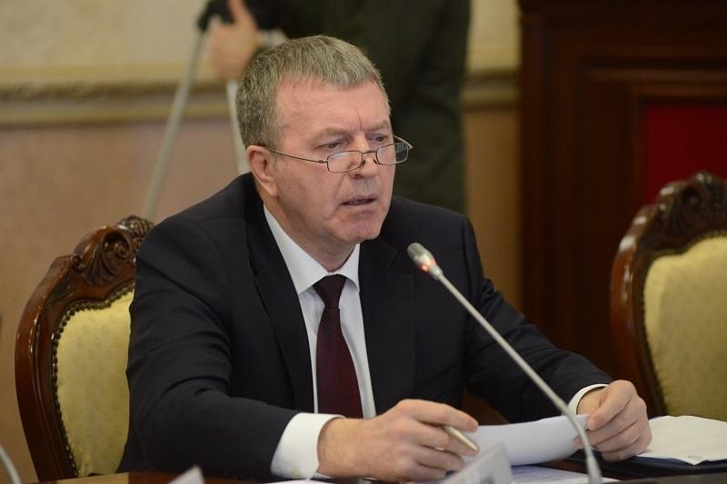 Михаил Бородин призвал воронежцев не терять голову, когда их минируют