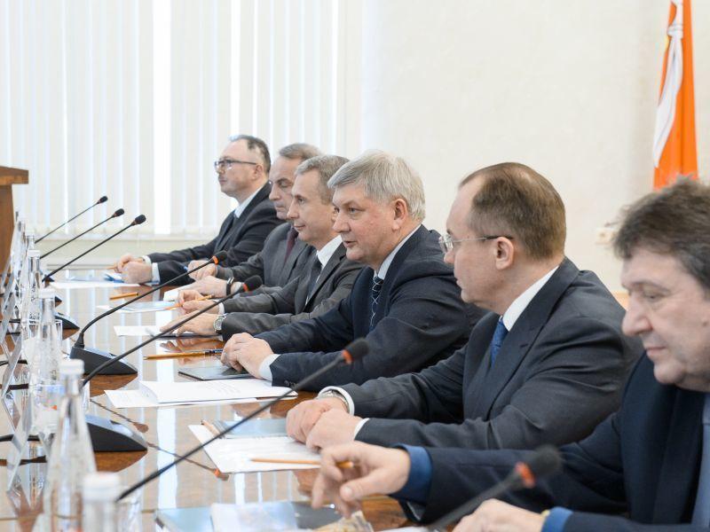 Лучшее место для бизнеса в Воронежской области назвал губернатор Гусев