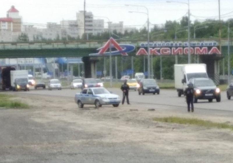 Автомобилисты пришли в ужас от работы ДПС на выезде из Воронежа