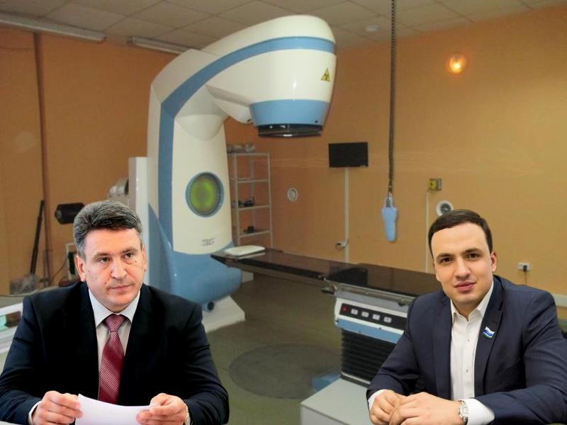 Депутат Госдумы усомнился в подлинности аппарата-убийцы из воронежского онкодиспансера