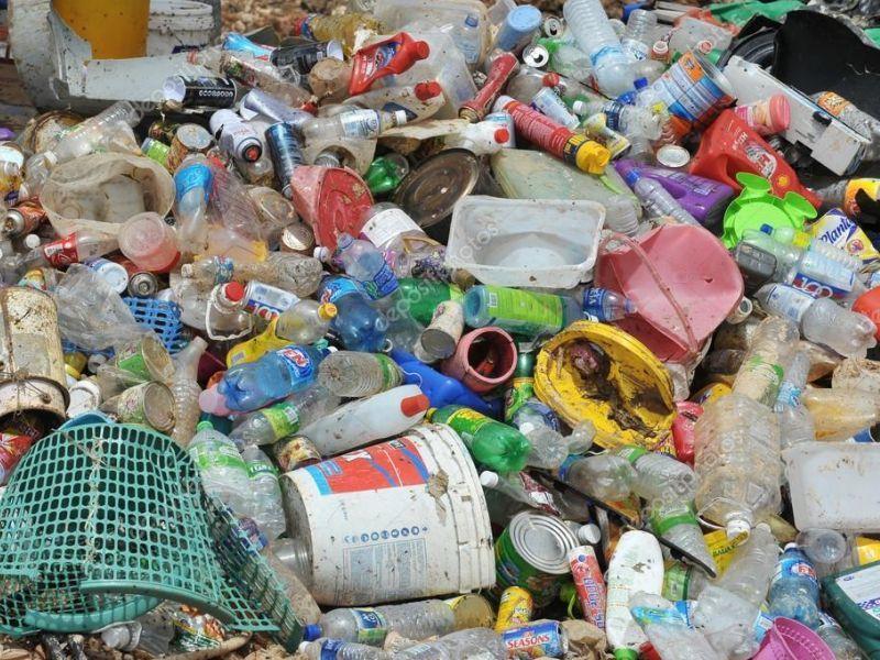 На воронежский мусорках за год собрали 500 тонн пластика