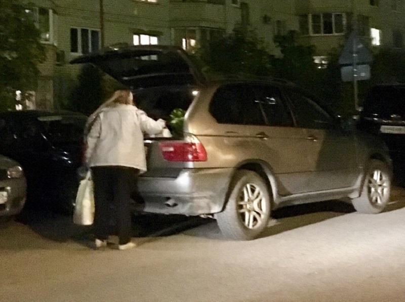Богатейшую пенсионерку Воронежа застали у «породистого немца»