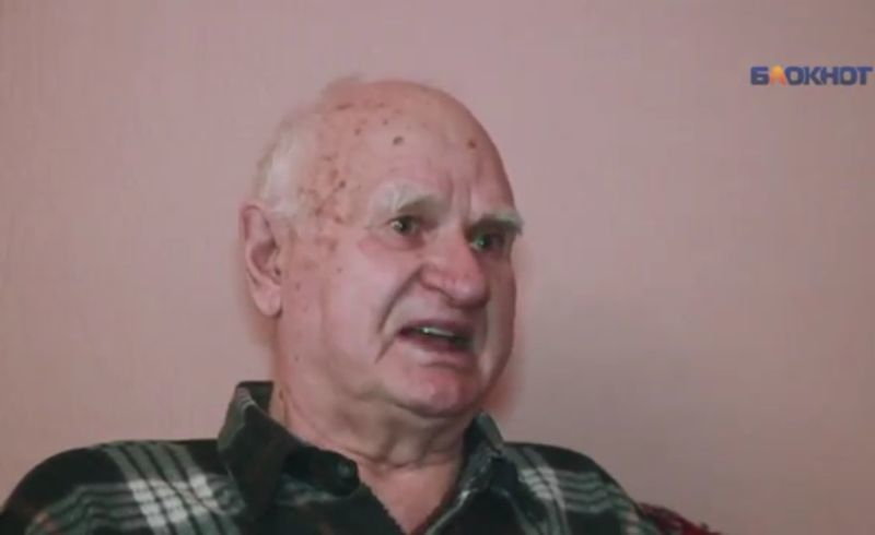 Узник концлагеря Владимир Тараканов: «Я испытал все ужасы войны на своей шкуре!»