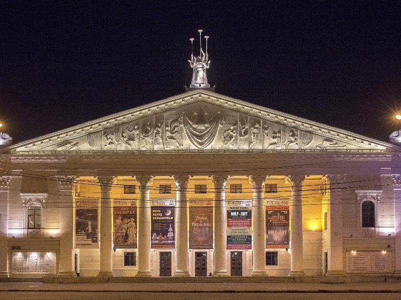 В Воронеже снесут театр оперы и балета