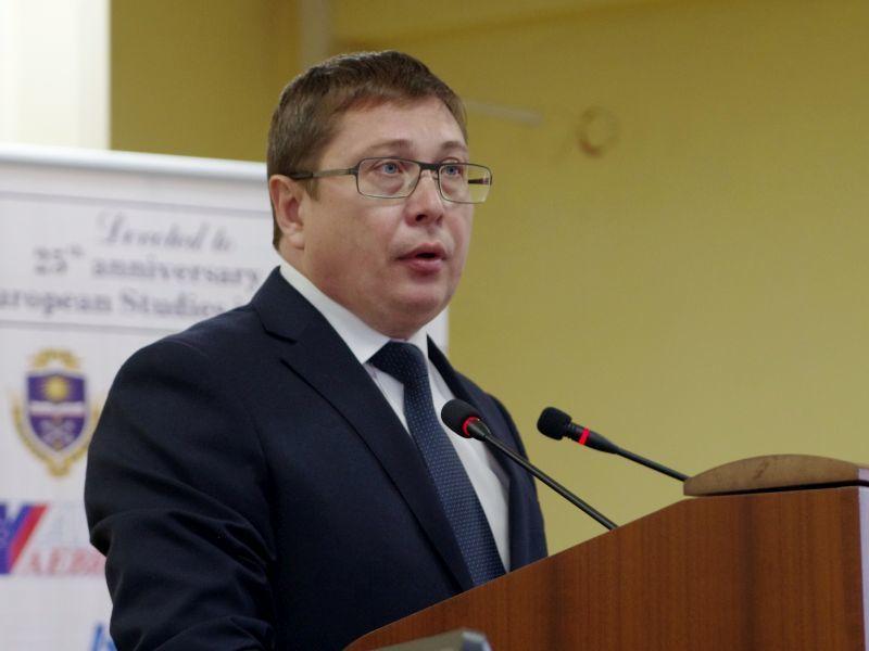 Ректор ВГУ и депутат Ендовицкий разбогател на 850 тыс и купил новый Lexus