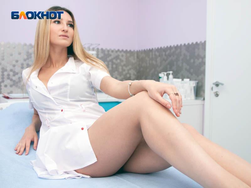 В эффектную медсестру преобразилась Виктория Воротникова в «Мисс Блокнот Воронеж-2019»