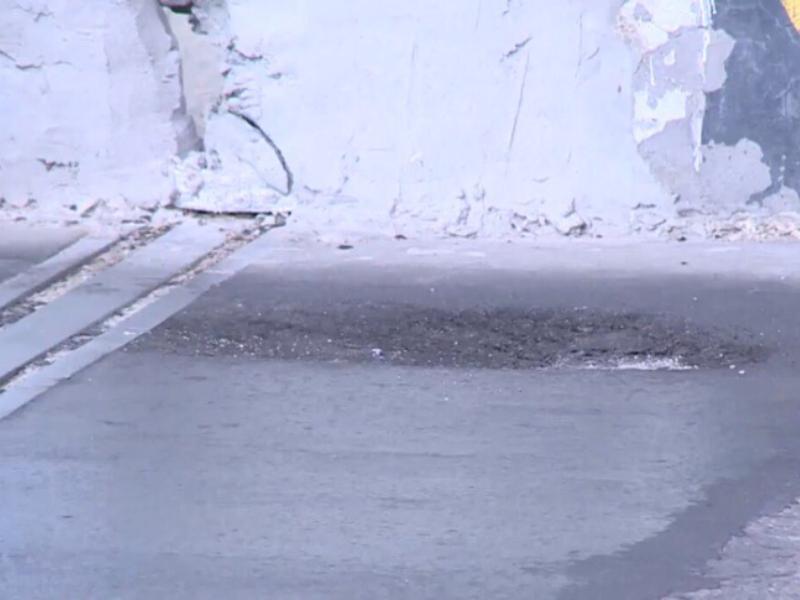 Дефект обновленного Северного моста прокомментировали в мэрии Воронежа