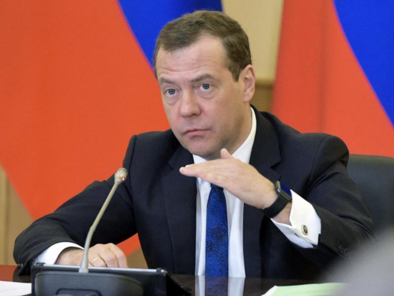 Стало известно, чем займется Дмитрий Медведев в Воронеже