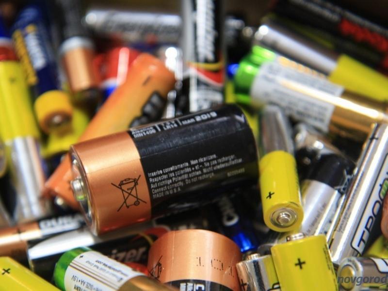 Воронежцев призвали сдать отработанные батарейки и винил
