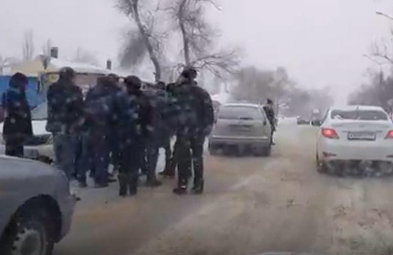 Последствия наезда на 7-летнего мальчика на «зебре» в Воронеже попали на видео