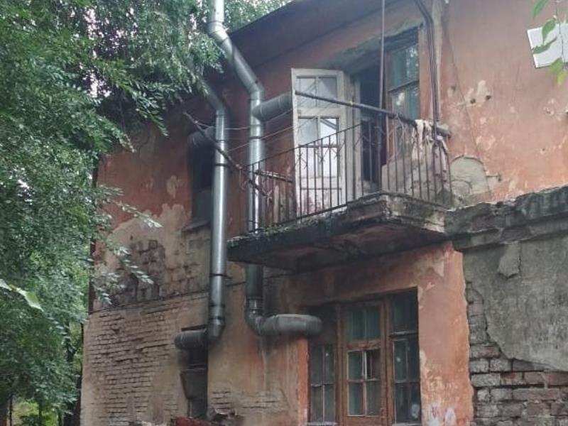 Мэрия рассказала о судьбе дома из фильма ужасов в Воронеже
