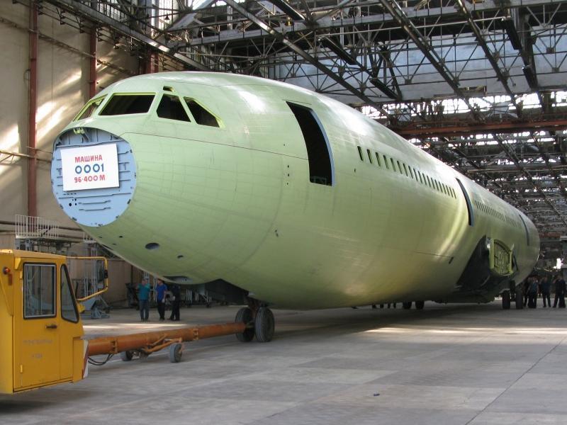 Стапельную сборку отечественного конкурента Boeing и Airbus завершили в Воронеже