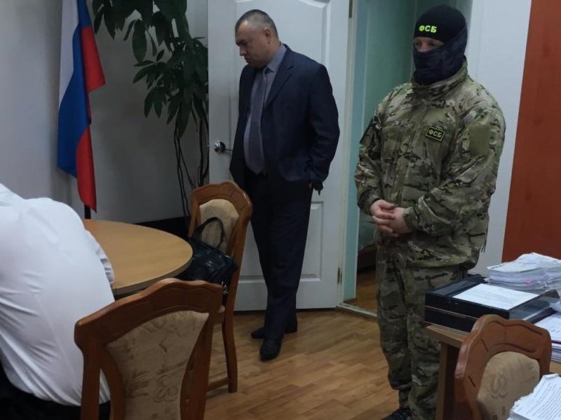 Полиция начала собственную проверку после визита ФСБ в отдел под Воронежем