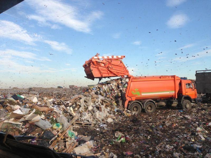 Тариф на вывоз мусора для воронежцев снизили почти на 100 рублей