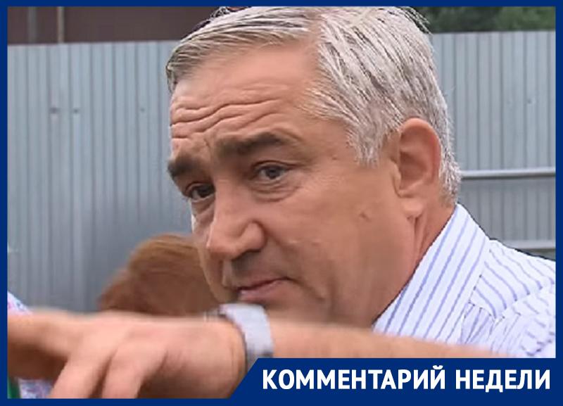 Что советуют спикеру облдумы и лидеру «Единой России» сделать с Почиваловым