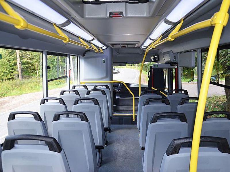 Новые автобусы запустят на популярный воронежский маршрут 54