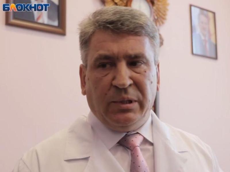 Главврач воронежского онкодиспансера Иван Мошуров готов понести ответственность за аппарат-убийцу