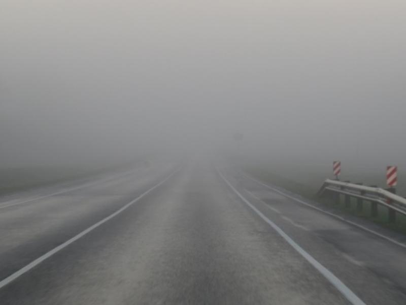 Воронежцы окажутся в опасности из-за ветра и тумана