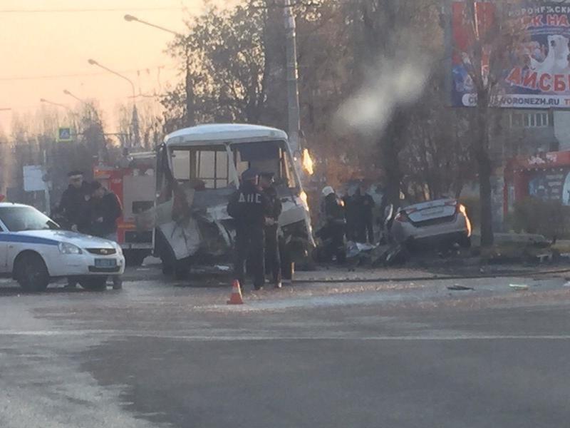 После ДТП с четырьмя погибшими в Воронеже возбуждено уголовное дело