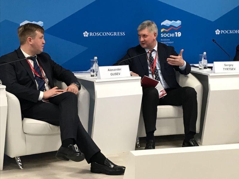 Гусев пообещал воронежской экономике небывалый рост на 15 лет вперед